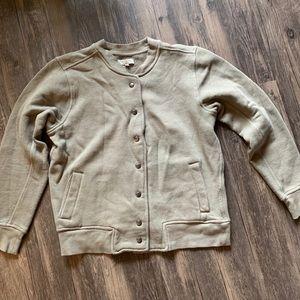 Madewell track jacket